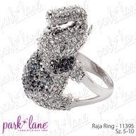 If you love elephants you will love this ring.  www.myparklane.com/bmartinho