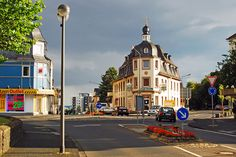 Bitburg, Germany...I wanna visit the place I was born...AND ACTUALLY REMEMBER IT!!!! AAAHHHH!!!