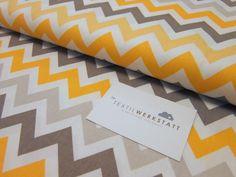 Robert Kaufman // Retro // Remix Anne Kelle  von Textilwerkstatt //Christiane Colsman Textildesign  auf DaWanda.com
