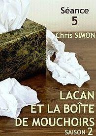 Ma bibliothèque bleue: Lacan et la boîte de mouchoirs :   Je suis psy-addict ! http://bibliobleu.blogspot.fr/2014/09/lacan-et-la-boite-de-mouchoirs-saison-2.html