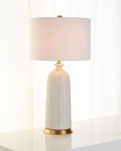 """30""""H MELROSE TABLE LAMP OFF-"""