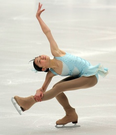 Japan Open 2008 Figure Skating