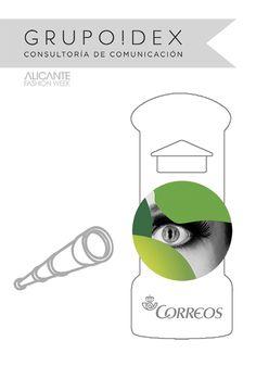 Grupo Idex Comunicación participará en @AlicanteFW a través del diseño de buzones de @Correos, una de sus propuestas:
