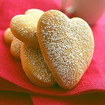 weight watchers orange sweetheart cookies