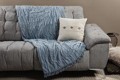 Aura Charisma Throw Light Blue Bed & Bath, Decorative Throw Pillows, Light Blue, Blanket, Home, Collection, Accent Pillows, Ad Home, Blankets