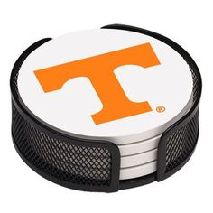 Thirstystone 5 Piece University of Tennessee Collegiate Coaster Gift Set