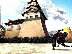 The martial arts of bending: Part 4 - Fire - Imgur