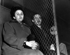 June 19, 1953: #OTD Julius and Ethel Rosenberg were executed for conspiracy to commit espionage.