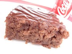 Paula Deen recipe for Coca Cola Cake.  This is the best recipe and is a quick dessert!! So good, someone ALWAYS asks for recipe!!!