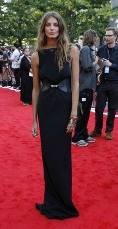 daria werbowy.  okay i'm so in love with this dress....➰