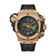 Hublot King Power Oceanographic 1000 at Govberg Jewelers