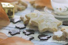2Mandarinas en mi cocina: Galletas de almendra tipo mantecado by Begoña