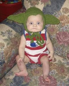 free baby yoda hat knit pattern   ... ravelry.com login to view, but here you go: Felted Baby Yoda Hat