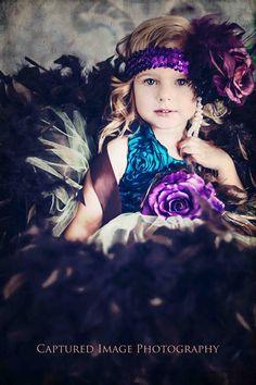 """On the Wings of an Angel""... A Tutu Dress That Memories Are Made Of"