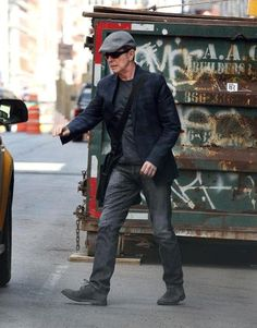 David Bowie Spotted In NYC