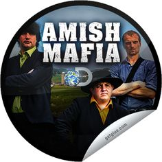 Steffie Doll's Amish Mafia: Sacrificial Lamb Sticker | GetGlue
