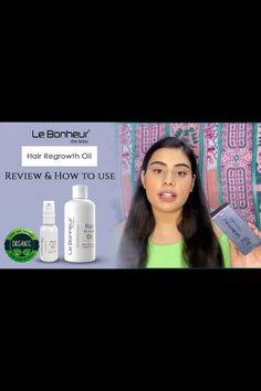 Le Bonheur Hair Re-growth Oil | With Brahmi Neem Bhringraj And Amla Oil | Controls Hair Fall Hair Growth Treatment, Hair Growth Oil, Stop Hair Loss, Prevent Hair Loss, Increase Hair Volume, Amla Oil, Hair Regrowth, Hair Oil, Grow Hair
