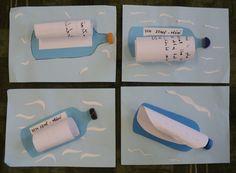 Den Země - vzkaz Zemi v lahvi Toilet Paper, Personal Care, Diy, Earth Day, Self Care, Bricolage, Personal Hygiene, Do It Yourself, Homemade