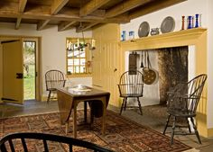Farmhouse Hall - farmhouse - Dining Room - Philadelphia - Fredendall Building Company