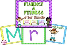 Guest Blogger {Fluency and Fitness!}