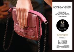 BOTTEGA VENETA SS16 WOMEN ACCESSORIES available for an order at Myriam Volterra Luxury Buying Office! Contact us by phone, email, Skype or visit our office in Milan and we provide you with all the necessary information! http://www.luxuryitalianbrands.com