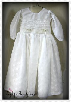 Angelique: Blessing Gown by AngeliqueAngels, via Flickr
