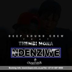 Deep Sound Crew feat. Thembi Mona - Ndenziwe (Afro House) 2017 | Download ~ Alpha Zgoory | Só9dades