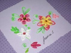 Quilling Flowers 3 by jchau on DeviantArt