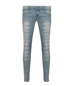 a412937314ad Skinny Jeans Trendige Skinny Jeans mit starken verwaschungen und  Abnutzungsdetails.   www.mycolloseum.com