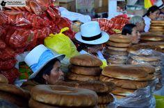 Vendedoras de pão - Bread sellers