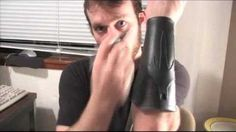 Leather bracers and belts are staples of typical medieval garb, and if you want to make a medieval Halloween or cosplay costume it could probably be helped by a set. In this video you'll learn how to make great bracers and belts yourself for an Altair from Assassin's Creed or other period costume.