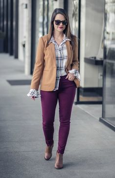casual fall layers! | Houston Fashion Blog, The Styled Fox