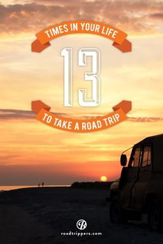 If you've ever needed an excuse to take a road trip, we've got 13 of them right here.