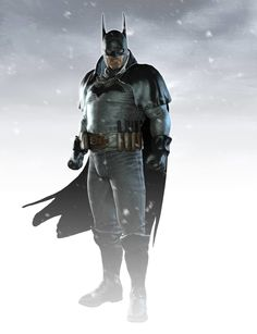 Batman Arkham Origins Gotham by Gaslight Skin Illustrated only possible to get from the season pass