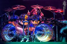 Shawn Drover of Megadeth
