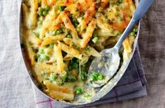Made with Quark - this leek mac n' cheese is a must try!