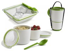 Adult Lunch Box - Divided Lunch Container - Salad Lunch Container by Black   Blum