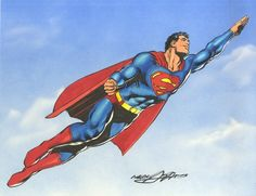 Superman by Neal Adams *