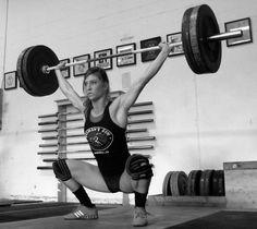 CrossFit, overhead squat, snatch