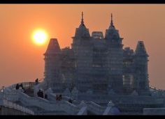 Harbin Ice Festival, China