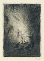 Reynek Bohuslav - Pasáčci u ohně Painting, Art, Art Background, Painting Art, Kunst, Paintings, Performing Arts, Painted Canvas, Drawings