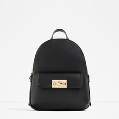BACKPACK WITH ZIP - Available in more colours
