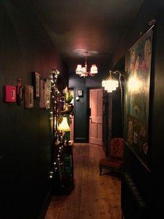 Dark Hallway by Shella Anderson