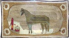 Horse at Pump, 19th century