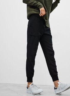 COMMUNITY ION PANT - <p>Understated joggers made with comfortable, natural cotton</p>