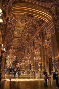 Paris opera house one of the most beautiful operas in the world