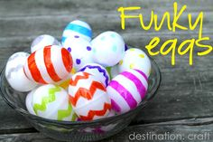this is IT, friends....the only page you need for all your creative easter egg decorating juices to flow!