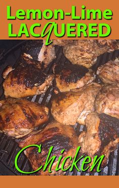 With a sweetness tempered by tangy vinegar, salty soy sauce and savory garlic and black pepper, the marinade infuses bone-in, skin-on chicken parts. Japanese Potato Salad, Lemon Lime, Soy Sauce, I Foods, Vinegar, Steak, Garlic, Stuffed Peppers, Chicken