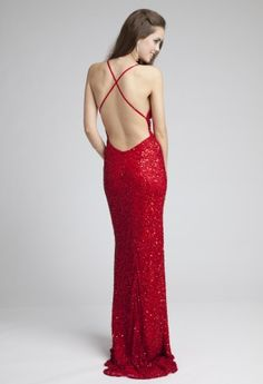 Prom Dresses 2013 - Beaded V-Neck Dress from Camille La Vie and Group USA