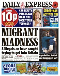 Monday, October 24, 2016 | Our paper | Daily Express